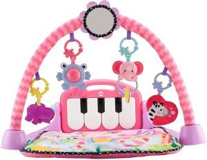 Tapete Piano Musical Rosa