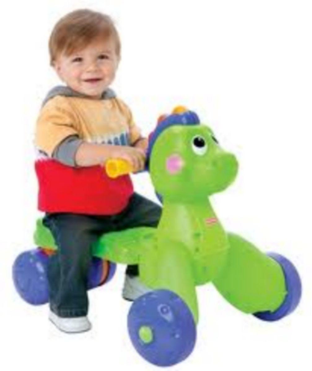Andador Dino