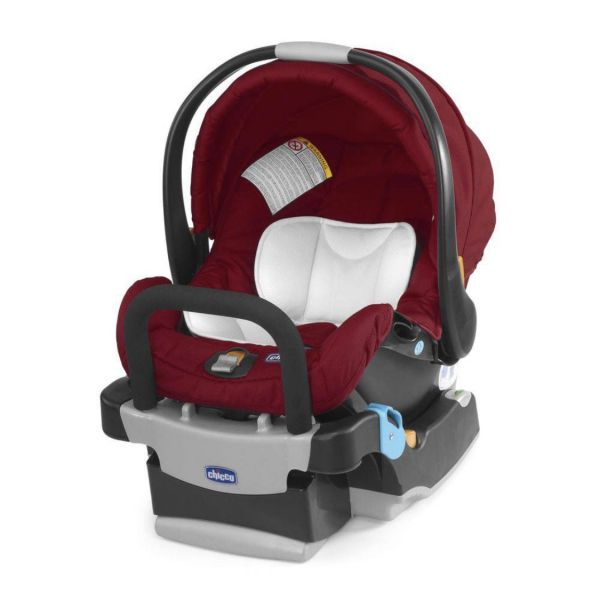 Bebê Conforto Chicco Keyfit Red