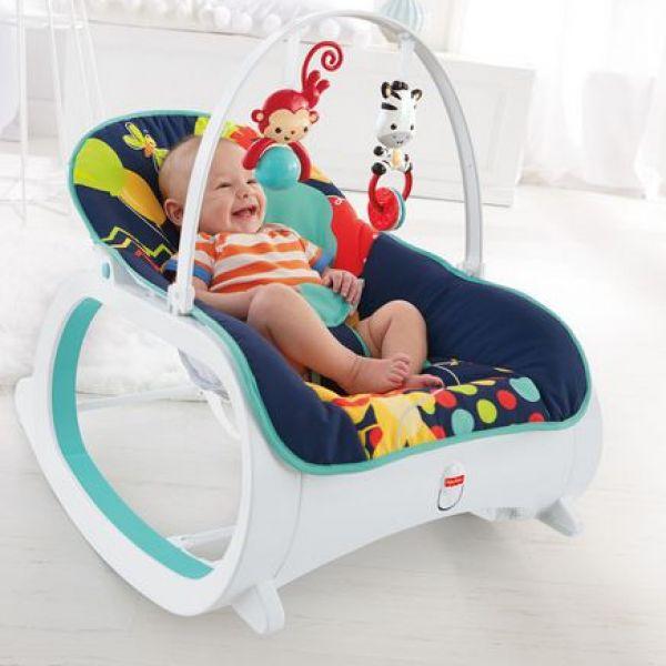 Cadeira Vibratória Midnight Rainforest