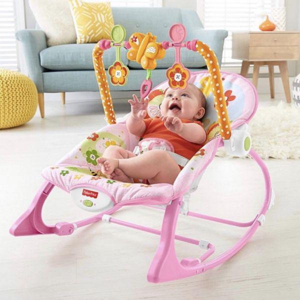 Cadeira Vibratória Minha Infância